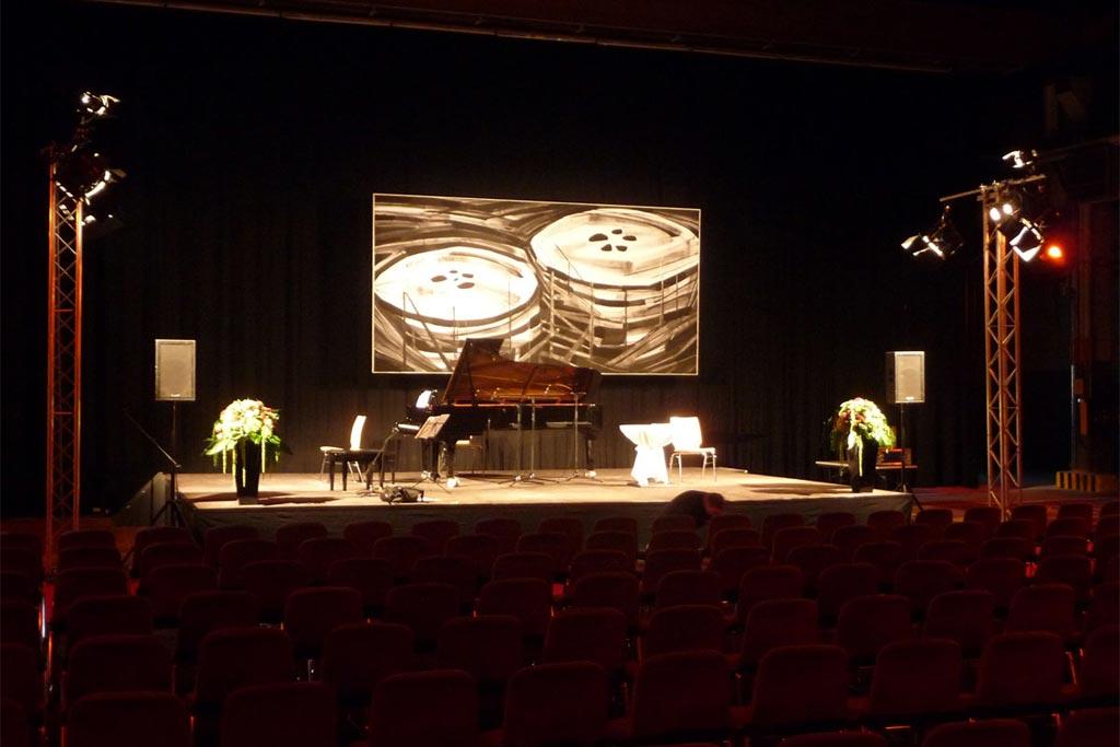 Bühne Konzertbühne