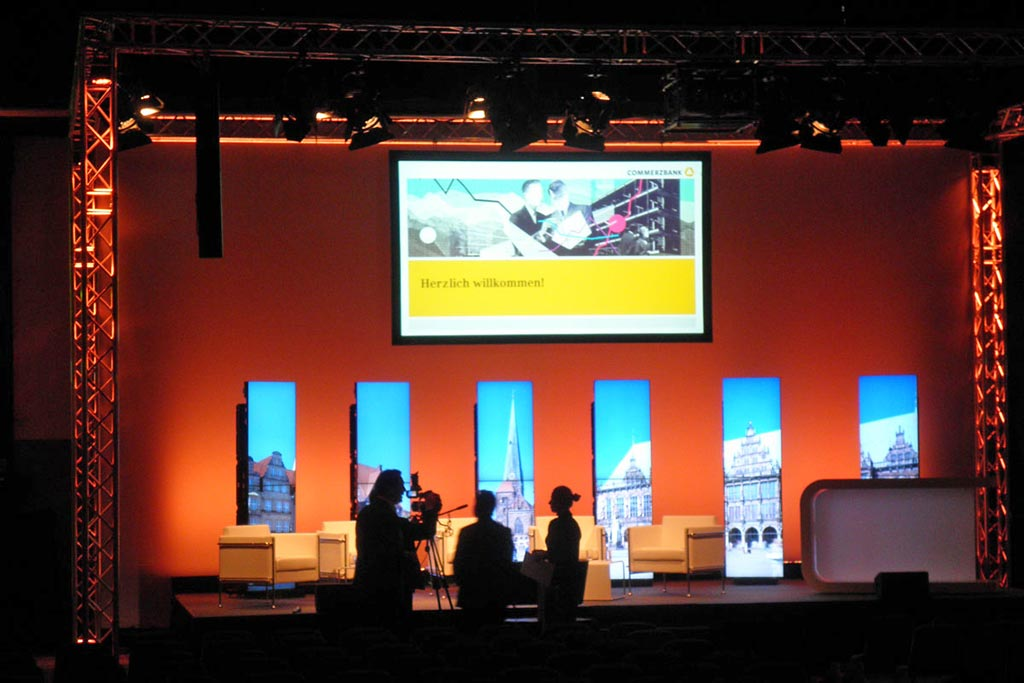 BLG-Forum, Commerzbank AG, Podiumsdiskussion, Tagung / Kongress
