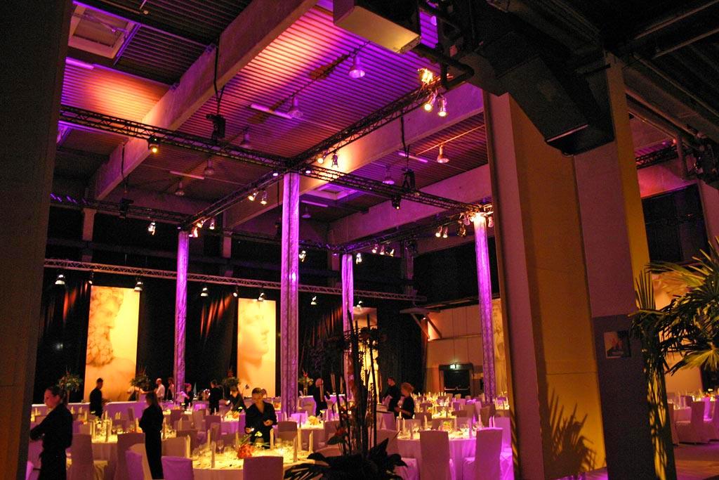 BGW, BLG-Forum, Firmenevent, Firmenfeier, Galadinner, Lounge © Energieleitzentrale