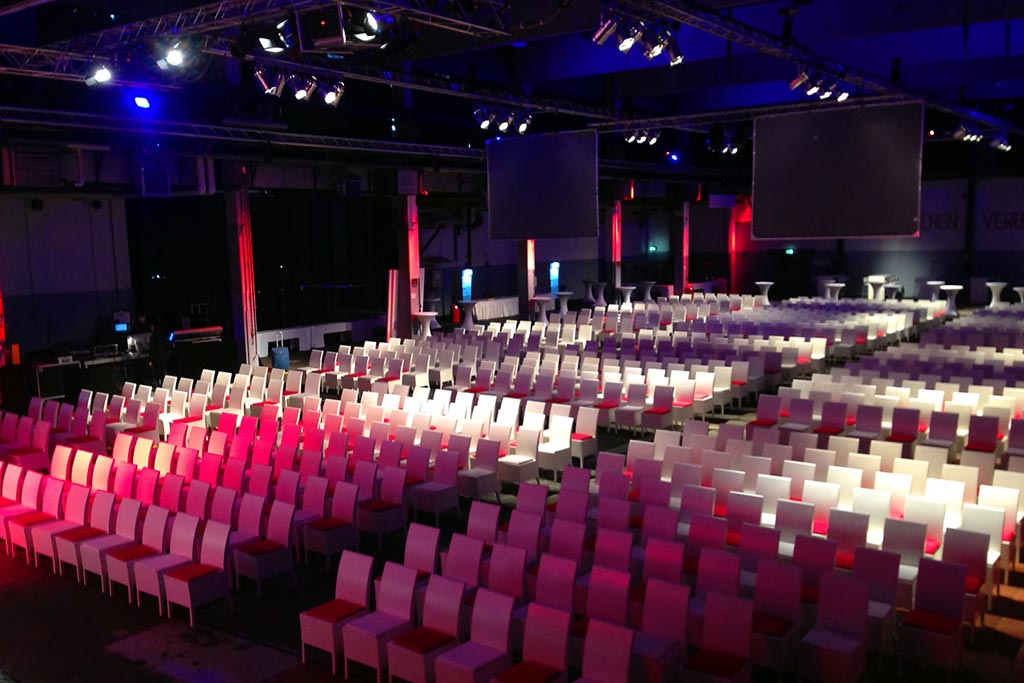 Eventlocation Energieleitzentrale Firmenevent