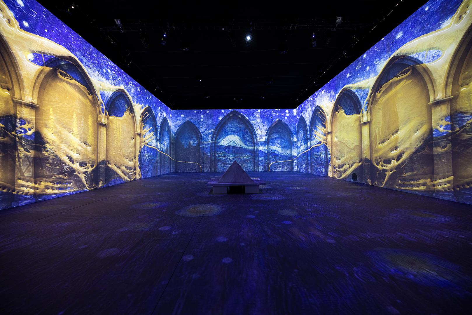 Van Gogh – The Immersive Experience